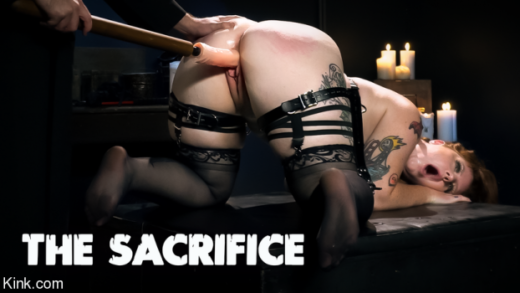 KinkyBites – Barbary Rose – The Sacrifice