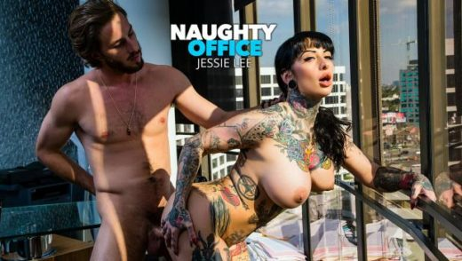NaughtyOffice – Jessie Lee