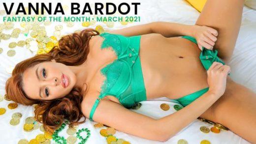 NubileFilms – Vanna Bardot – March 2021 Fantasy Of The Month