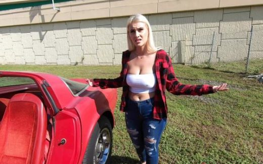 BangRoadSideXXX – Indica Monroe – Indica Monroe Gets Her Engine Checked Out