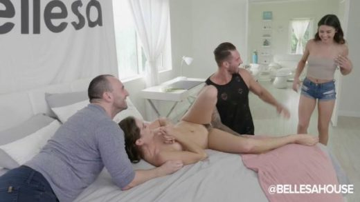 BellesaHouse – Kasey Warner And Kylie Rocket – Bellesa 4some