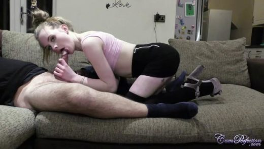 CumPerfection – Kitten – Asleep With His Cock Out