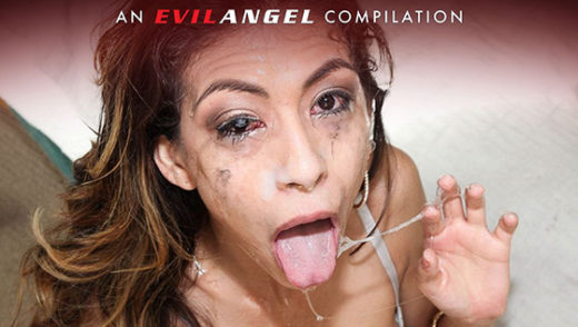 [EvilAngel] Gag Reflex Compilation 2 (04.29.2021)