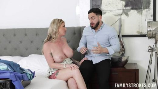 FamilyStrokes – Lolly Dames – Stepmoms Love Comes First