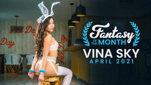 NubileFilms – Vina Sky – April 2021 Fantasy Of The Month
