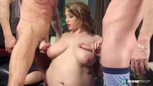 PornMegaLoad – Angel Deluca – An Angel For Two Fuckers