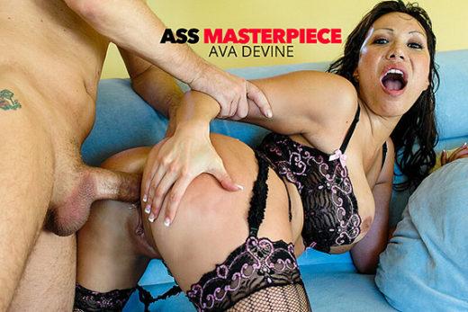 [AssMasterpiece] Ava Devine (26553 / Remastered / 05.09.2021)