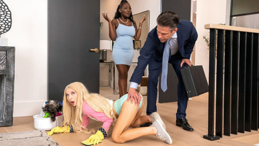 [BrazzersExxtra] Kenzie Reeves, Osa Lovely (Paying Double For Double Pussy / 05.25.2021)