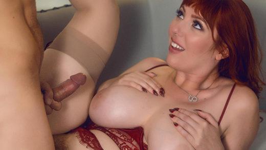 [CherryPimps] Lauren Phillips (Voluptuous MILF Lauren Phillips Loves Riding That Cock / 05.12.2021)