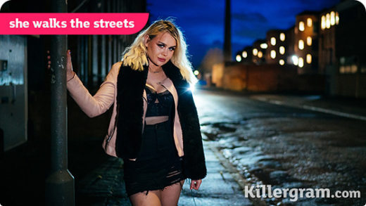 [Killergram] Gina Varney (She Walks The Streets / 05.30.2021)