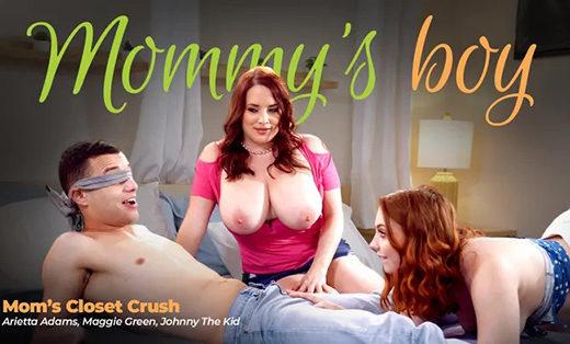 [MommysBoy] Maggie Green, Arietta Adams (Mom's Closet Crush / 05.26.2021)