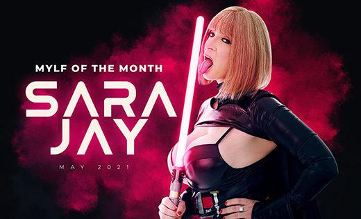 [MylfOfTheMonth] Sara Jay (Baddest Mylf In The Galaxy / 05.04.2021)
