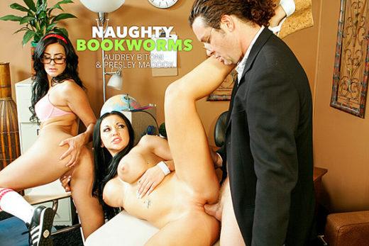 [NaughtyBookworms] Audrey Bitoni, Presley Maddox (26542 / 05.02.2021)