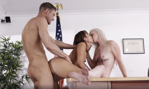 Sex on the Desk