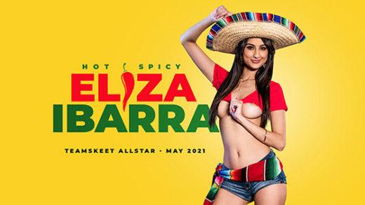[TeamSkeetAllstars] Eliza Ibarra (Hot Wings And Spicy Things / 05.05.2021)