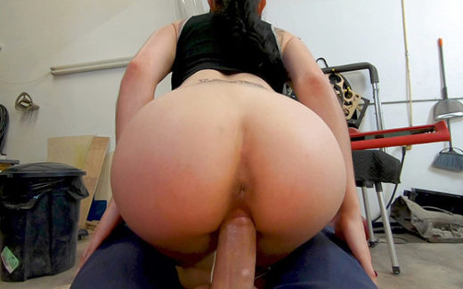 [BangRoadSideXXX] Brenna Mckenna (Gets A Ride Back To The Shop For Some Power Tool Drilling / 06.23.2021)