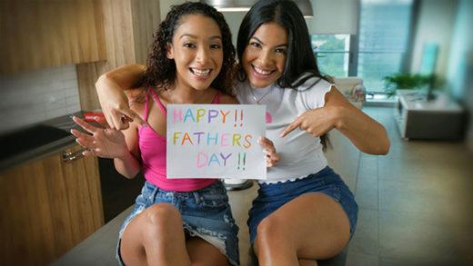 [DadCrush] Maya Farrell, Sarah Lace (Fathers Day Competition / 06.19.2021)