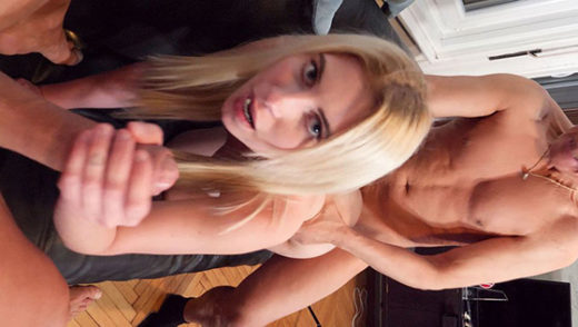 [ImmoralLive] Lilly Bella (Stepsister Lilly Earns Her Favorite Plush Toy with Her Snatch / 06.06.2021)