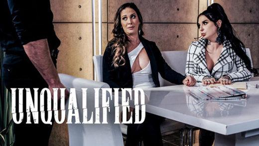 [PureTaboo] Cherie DeVille, Joanna Angel (Unqualified / 06.08.2021)