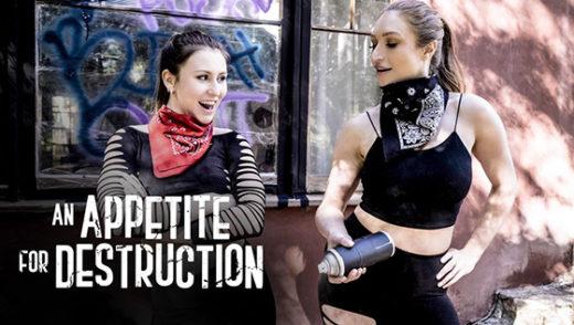 [PureTaboo] Paige Owens, Skylar Snow (An Appetite For Destruction / 06.12.2021)