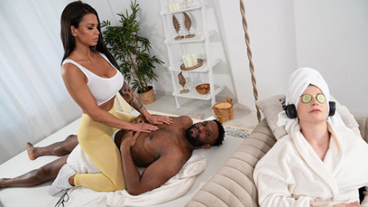 [SexWorking] Chloe Lamour (Happy Ending In Front Of Wife / 06.26.2021)