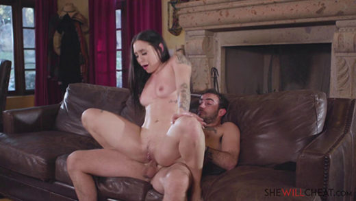 [SheWillCheat] Mia Moore (Gets revenge on her cheating husband by fucking his assistant / 06.11.2021)