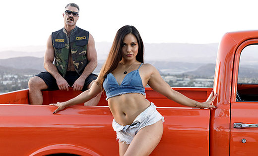 [ToughLoveX] Lana Violet (Suckin Fuckin Truckin / 06.04.2021)