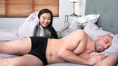 Tricky asian niece