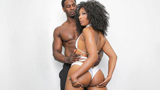 [AllBlackX] Olivia Jayy (Sultry Sex / 07.23.2021)