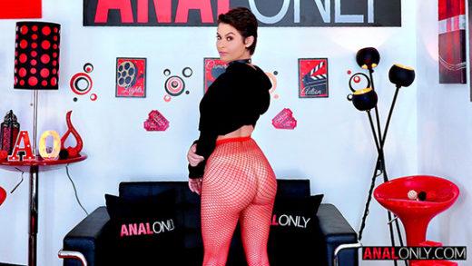 [AnalOnly] Nicole Aria (Naughty Nicole Needs Anal / 07.24.2021)