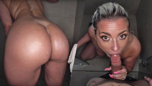 [FilthyPOV] Alana Luv (Soaping Up My Stepmom In The Shower / 07.06.2021)