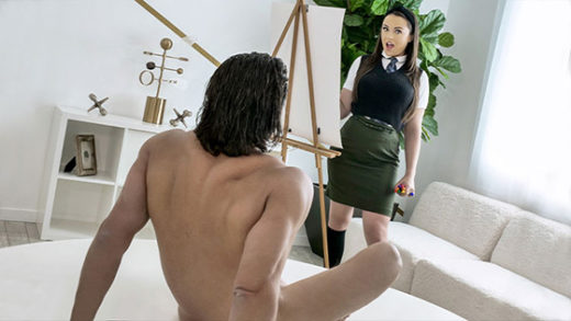 [InnocentHigh] Nicole Sage (Promiscuous School Girl / 07.16.2021)