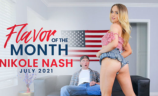 [MyFamilyPies] Nikole Nash (July 2021 Flavor Of The Month / 07.01.2021)