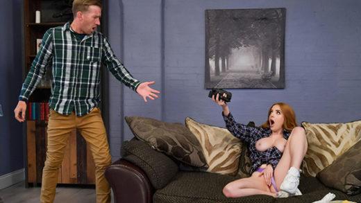 [TeensLikeItBig] Scarlett Jones (Curious Babysitter Gets Fucked Hard / 07.27.2021)