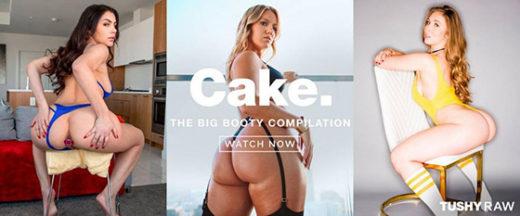 [TushyRaw] Candice Dare, Valentina Nappi, Lena Paul, Angela White, Bella Roland, Dana DeArmond (CAKE – The Big Booty Compilation / 07.25.2021)