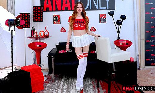 [AnalOnly] Jillian Janson (Jillian's Booty Craves Anal / 08.07.2021)