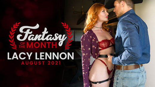 [NubileFilms] Lacy Lennon (August 2021 Fantasy Of The Month / 08.01.2021)