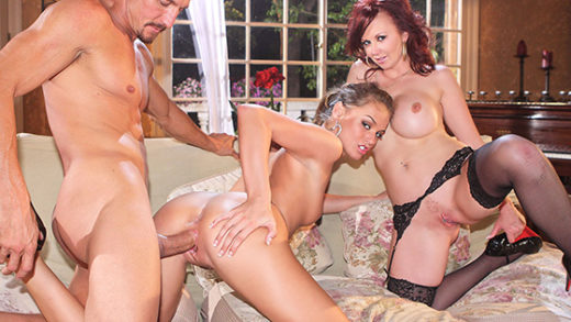 [PenthouseGold] Tori Black, Felony Foreplay (Hands-On Sex Therapy Threesome Session / 08.21.2021)