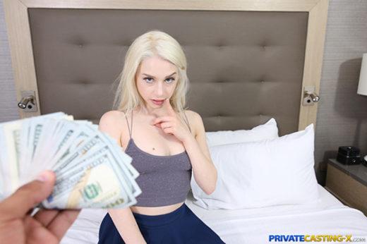 [PrivateCasting-X] Scarlett Hampton (Pleasant Chatting And Fucking / 08.10.2021)