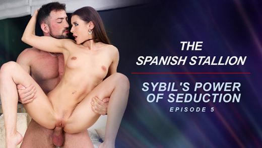 [RoccoSiffredi] Sybil (The Spanish Stallion: Sybil's Power of Seduction / 08.19.2021)
