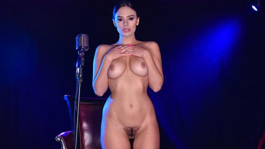 [SheLovesBlack] Violet Starr (Auditioning For His Big Black Cock / 08.28.2021)