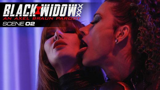 [Wicked] Lacy Lennon, Casey Kisses (Black Widow XXX / 08.06.2021)