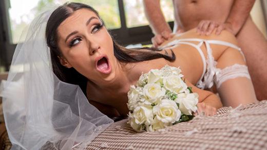 [BrazzersExxtra] Jazmin Luv (Runaway Bride Needs Dick / 09.10.2021)
