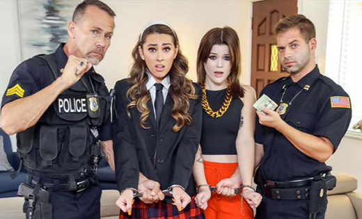 [DaughterSwap] Mackenzie Mace, Alex Kane (Cops And Stepdaughters / 09.20.2021)