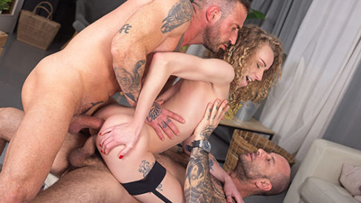 [PenthouseGold] Angel Emily (Pounded in DP Threesome / 09.22.2021)