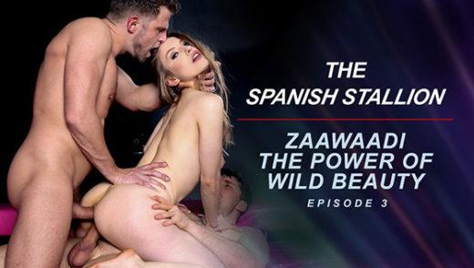 [RoccoSiffredi] Jayla De Angelis (The Spanish Stallion: Zaawaadi The Power Of Wild Beauty – Episode 3 / 09.16.2021)