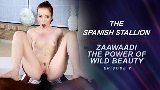 [RoccoSiffredi] Lottie Magne (The Spanish Stallion: Zaawaadi The Power Of Wild Beauty – Episode 2 / 09.11.2021)