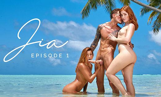 [Vixen] Jia Lissa, Agatha Vega (Jia Episode 1 / 09.14.2021)