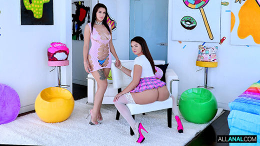 [AllAnal] Indica Monroe, Nicole Sage (Buttfuck And Suck Frenzy / 10.07.2021)