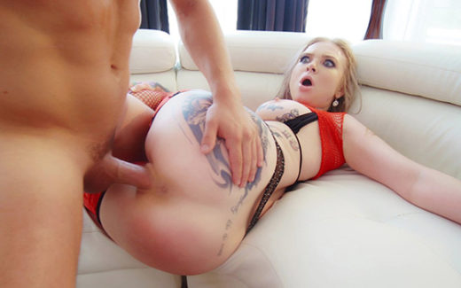 [BangRammed] Kaiia Eve (Gets Her Juicy Pussy Drilled By A Huge Cock / 10.01.2021)